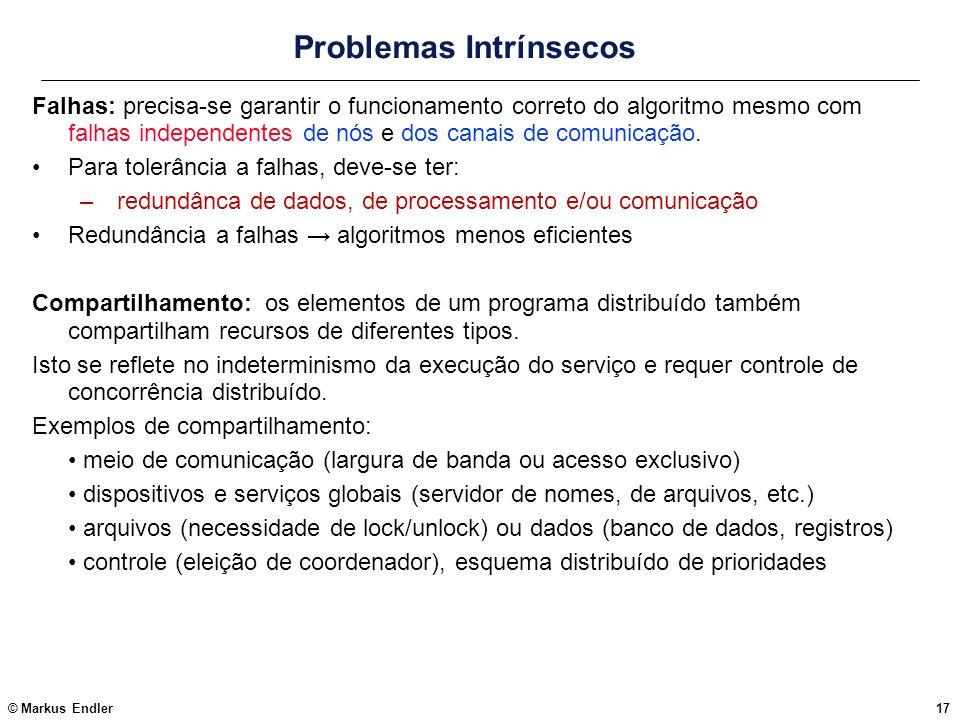 Problemas Intrínsecos