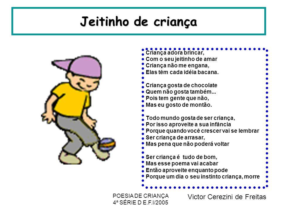 MANUAL DA CRIANÇA DE A A Z 4as Séries Do Ensino