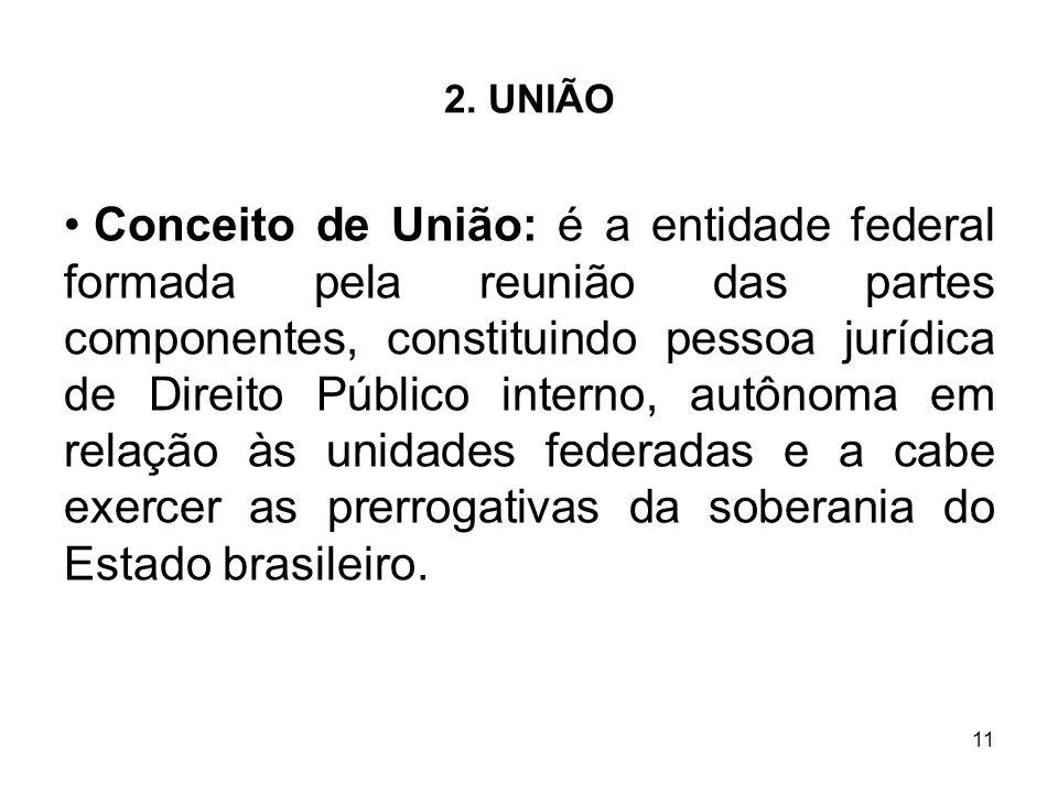 2. UNIÃO