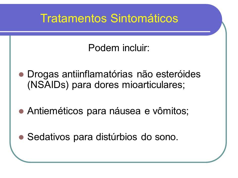 Tratamentos Sintomáticos