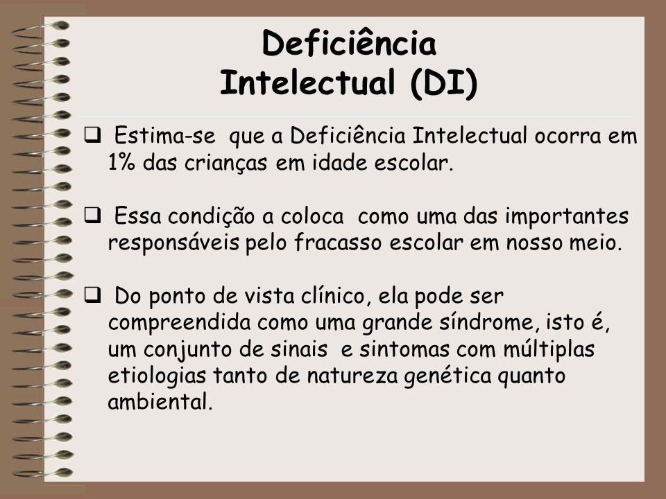 Deficiência Intelectual (DI)