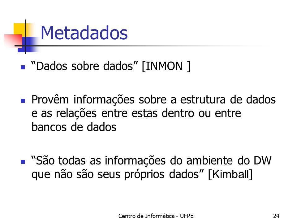 Centro de Informática - UFPE