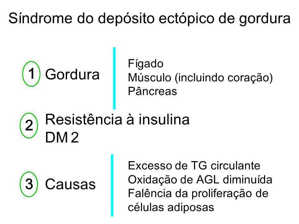 Síndrome do depósito ectópico de gordura