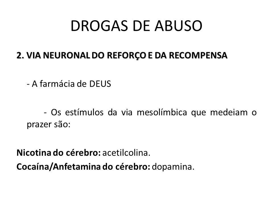 DROGAS DE ABUSO
