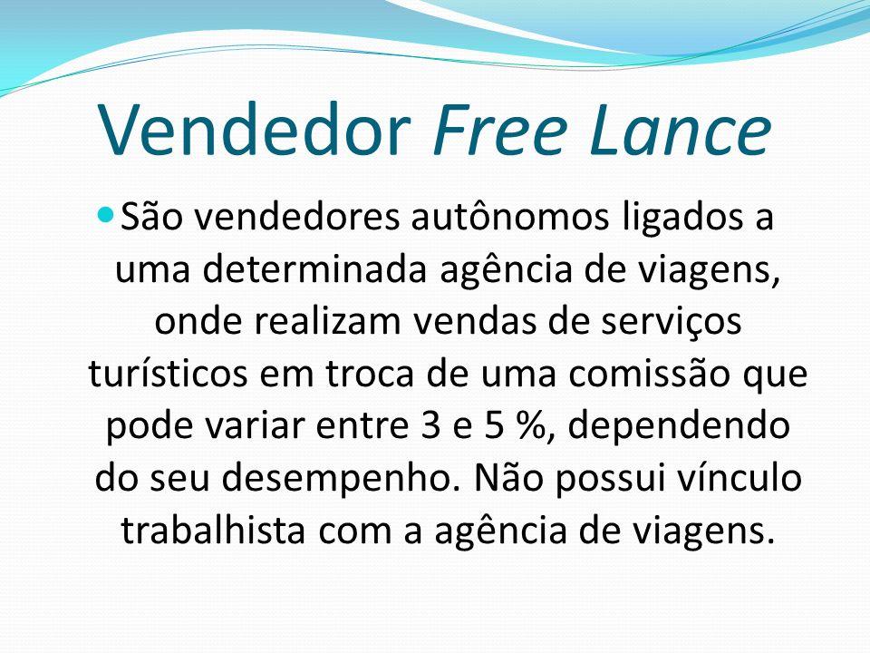 Vendedor Free Lance