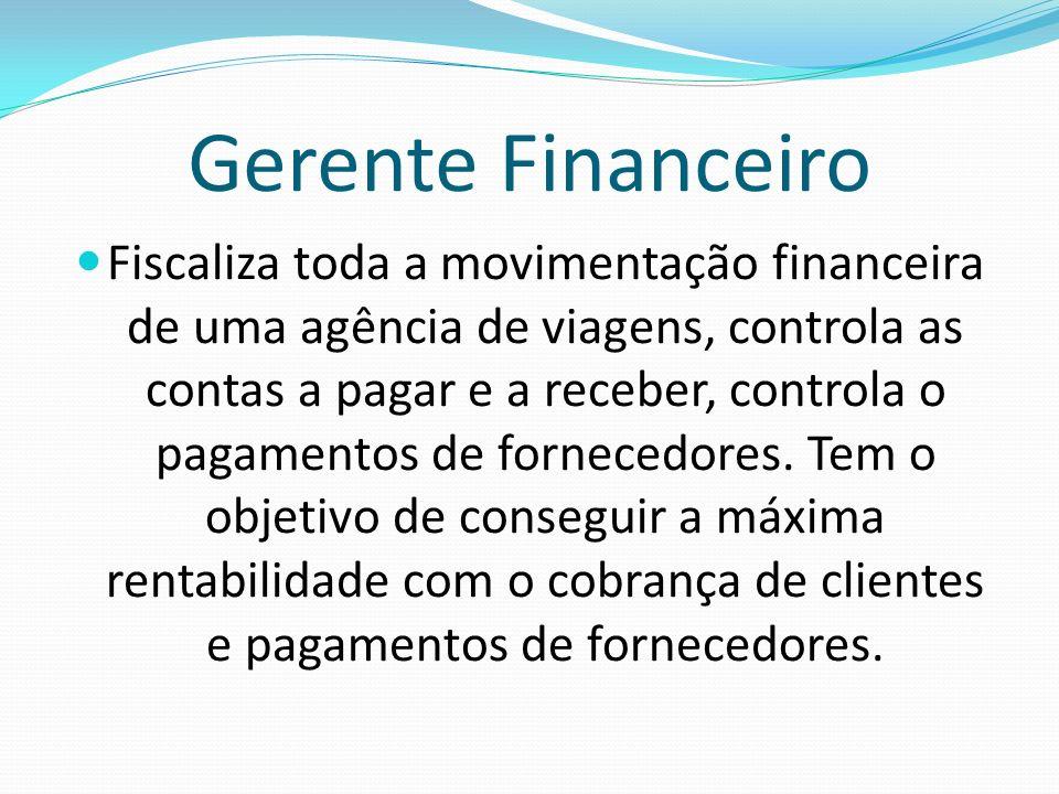 Gerente Financeiro