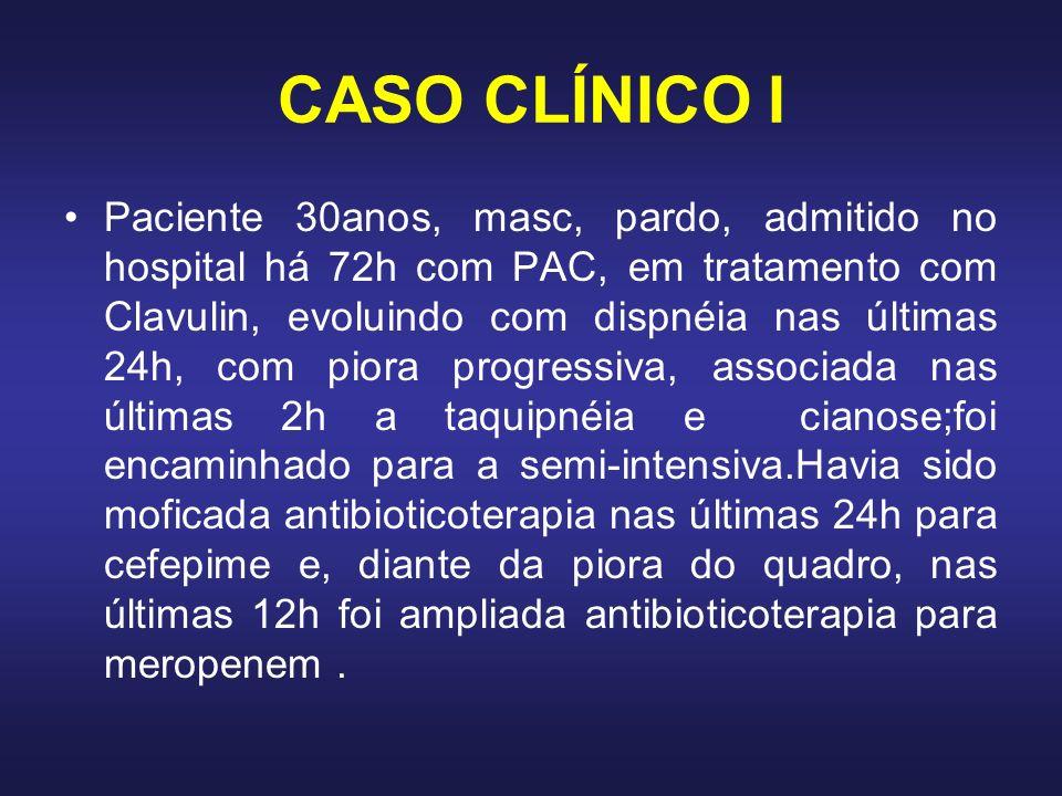 CASO CLÍNICO I