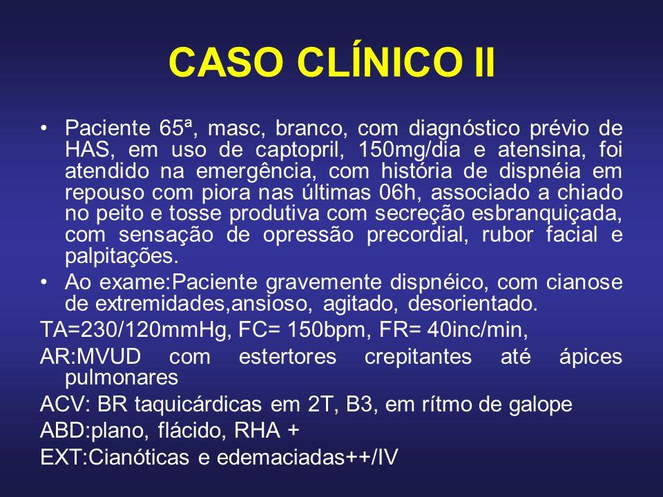 CASO CLÍNICO II