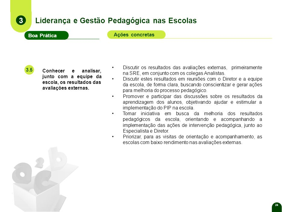 Liderança e Gestão Pedagógica nas Escolas
