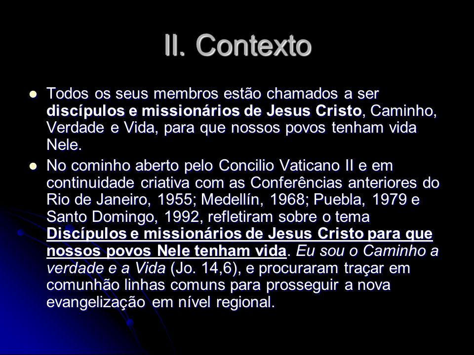 II. Contexto