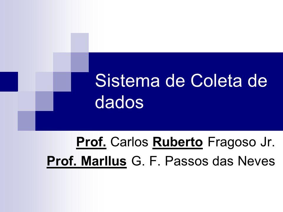 Sistema de Coleta de dados