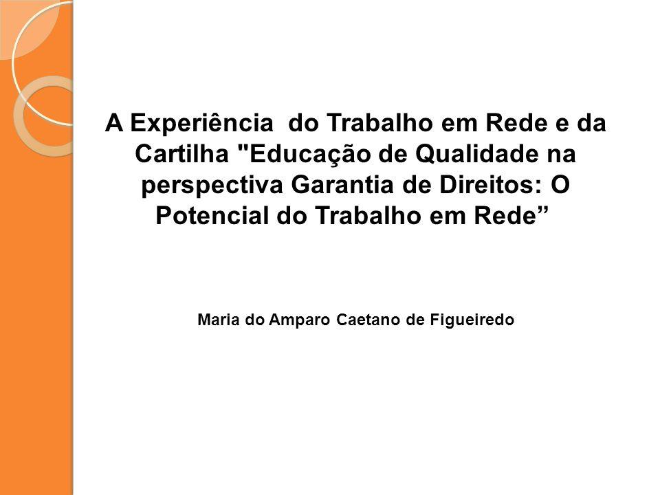 Maria do Amparo Caetano de Figueiredo