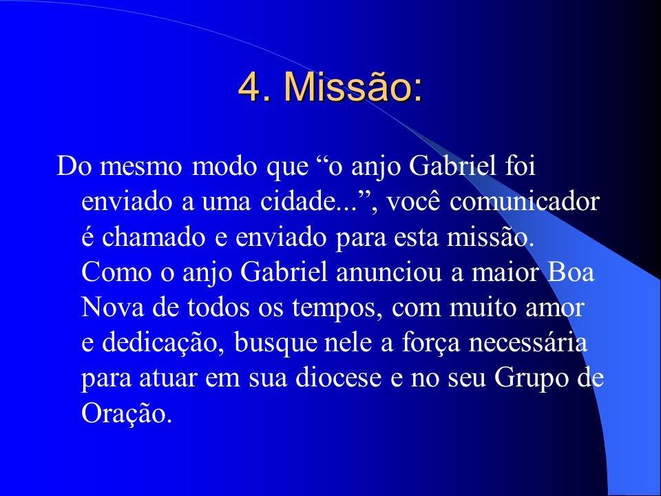 4. Missão:
