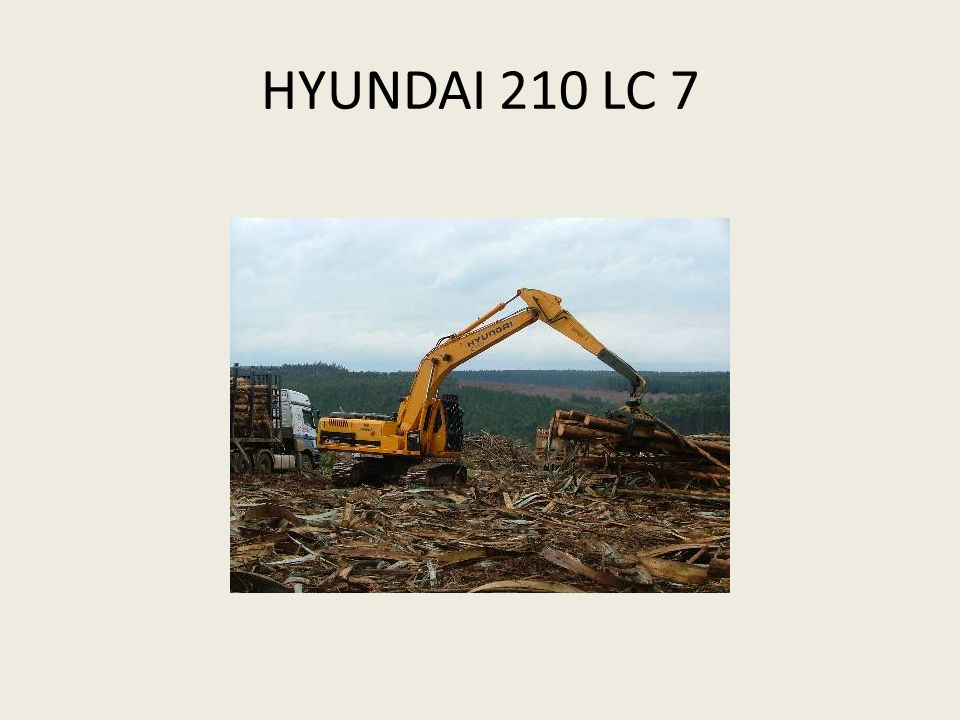 HYUNDAI 210 LC 7