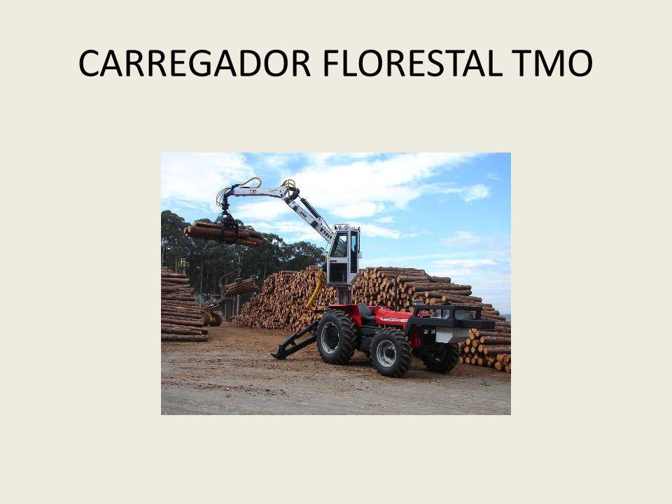 CARREGADOR FLORESTAL TMO