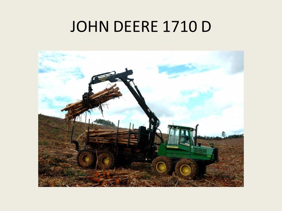 JOHN DEERE 1710 D