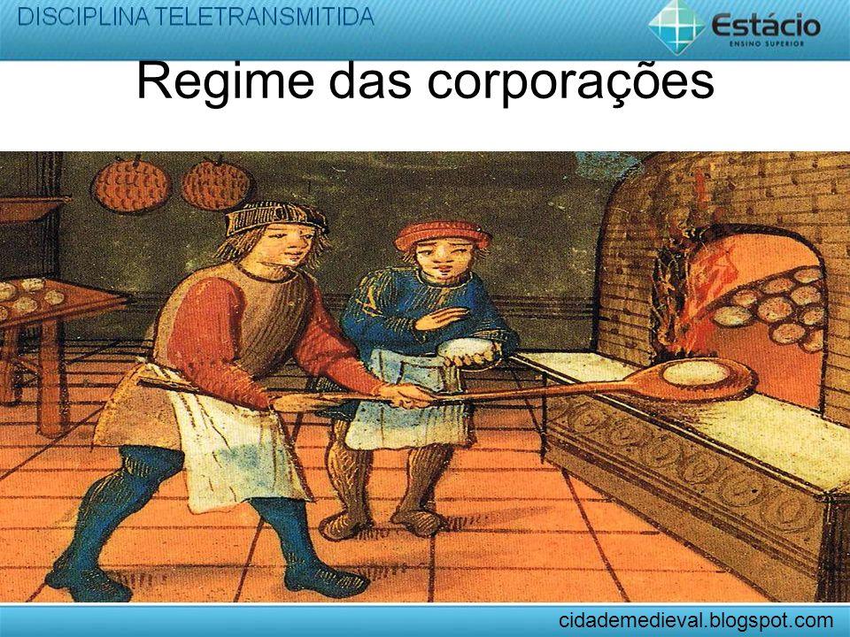 Regime das corporações