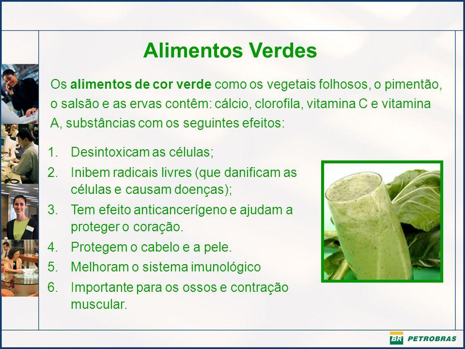 Alimentos Verdes