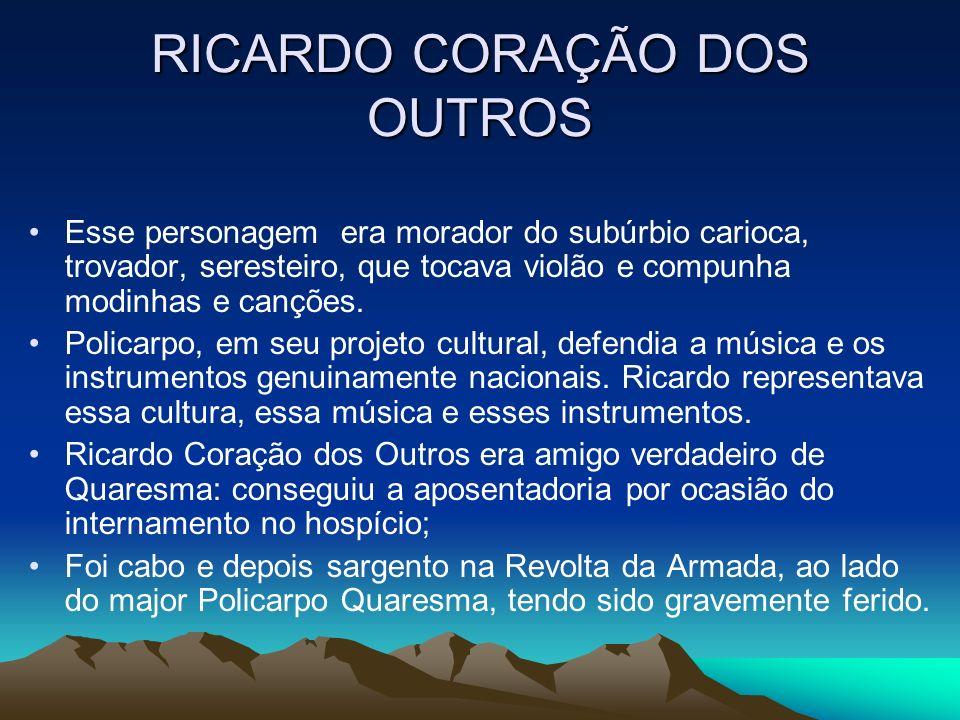 RICARDO CORAÇÃO DOS OUTROS