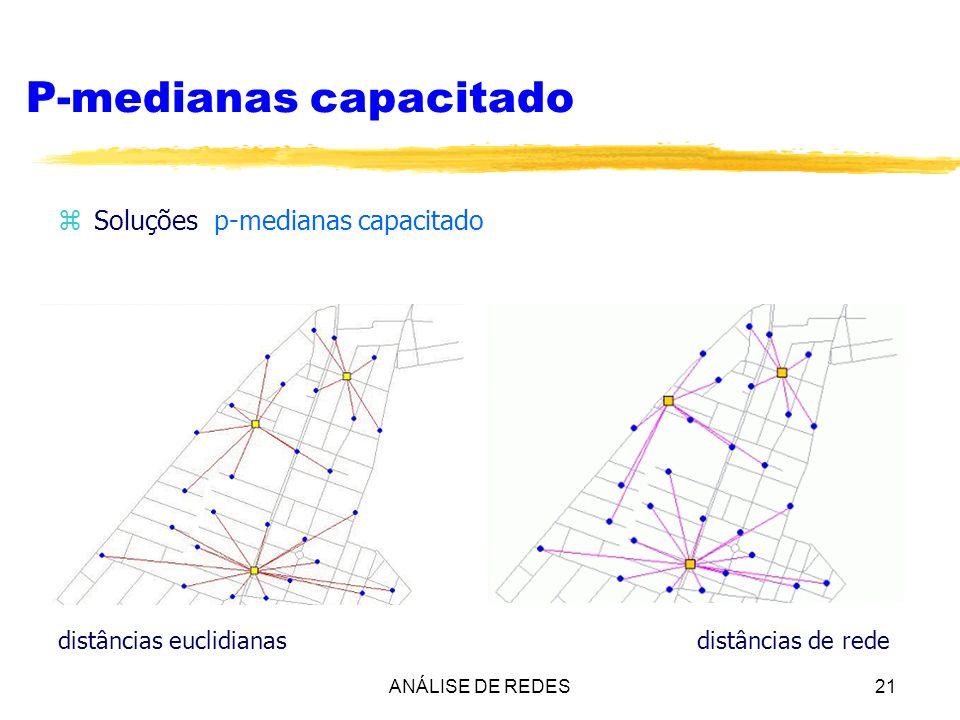 P-medianas capacitado