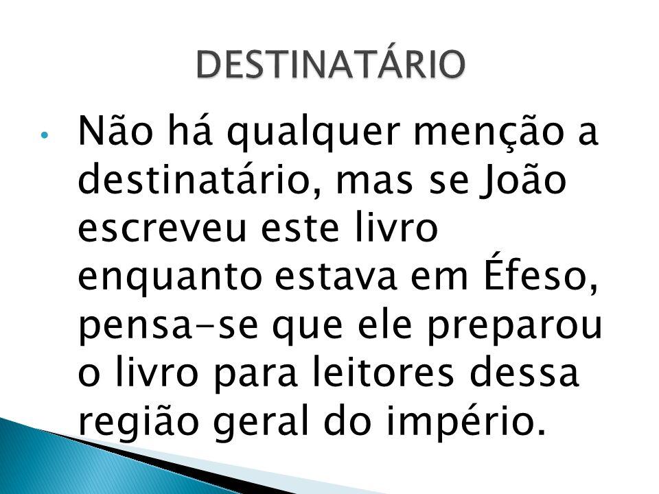 DESTINATÁRIO