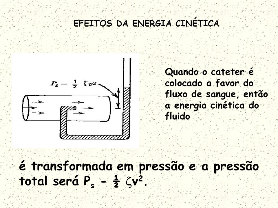 EFEITOS DA ENERGIA CINÉTICA
