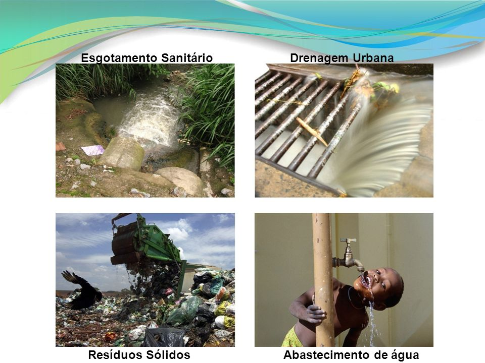 Esgotamento Sanitário ESGOTAMENTO SANITÁRIO ESGOTAMENTO SANITÁRIO