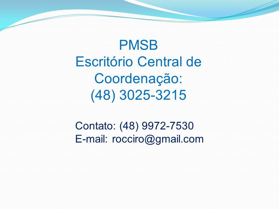 Escritório Central de Coordenação:
