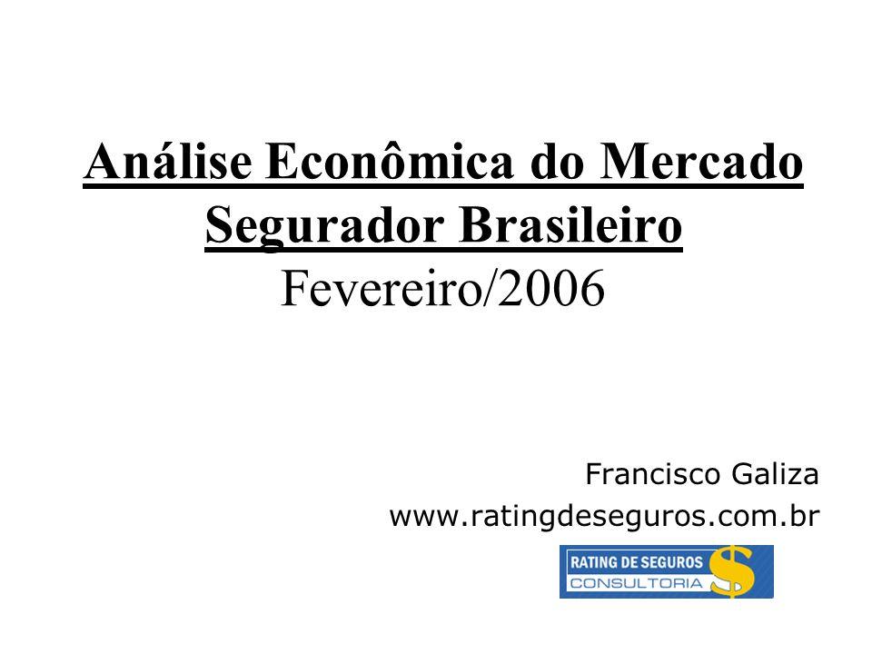 Análise Econômica do Mercado Segurador Brasileiro Fevereiro/2006