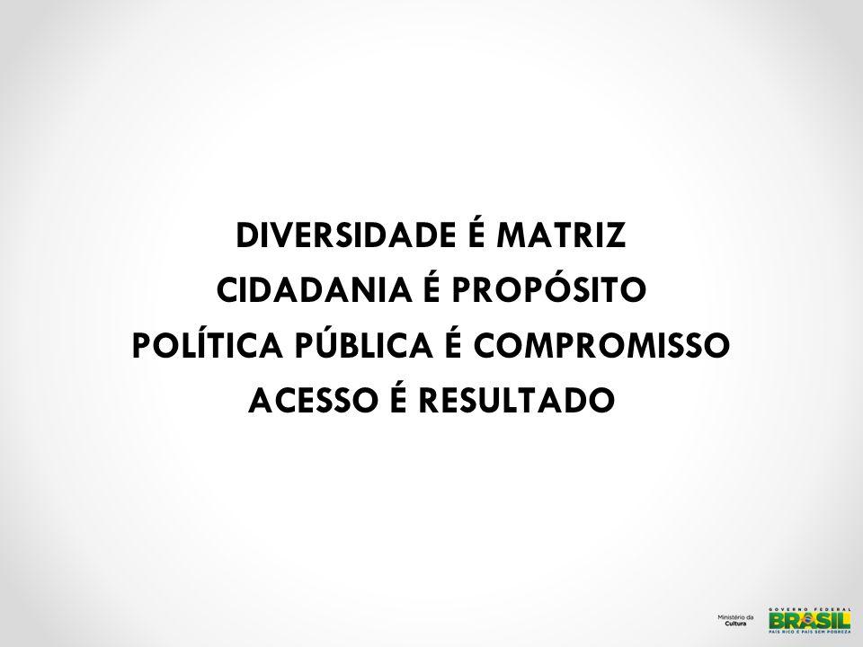 POLÍTICA PÚBLICA É COMPROMISSO