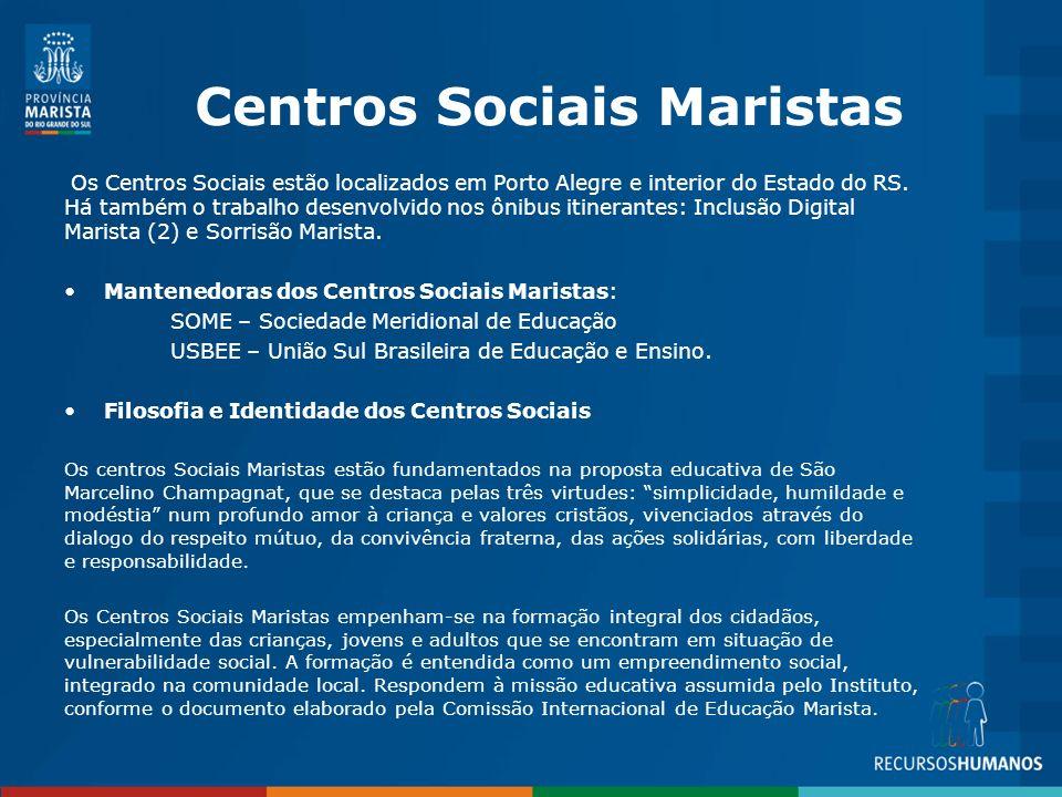 Centros Sociais Maristas