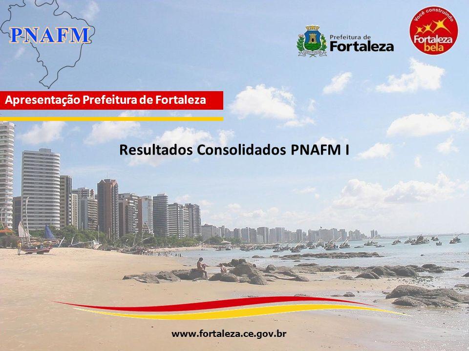 Resultados Consolidados PNAFM I
