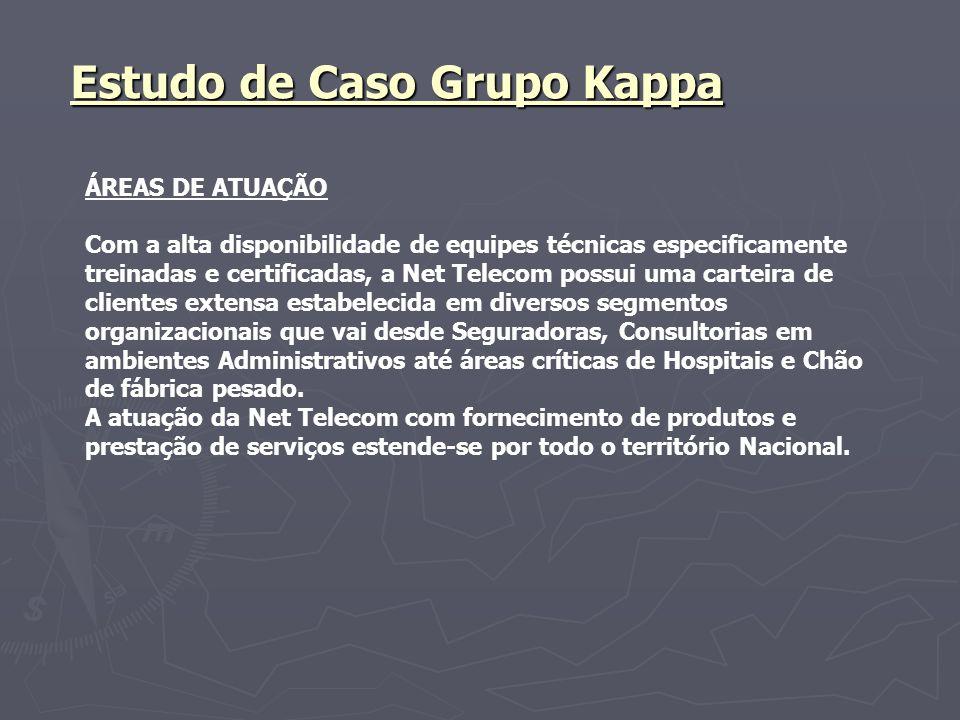 Estudo de Caso Grupo Kappa