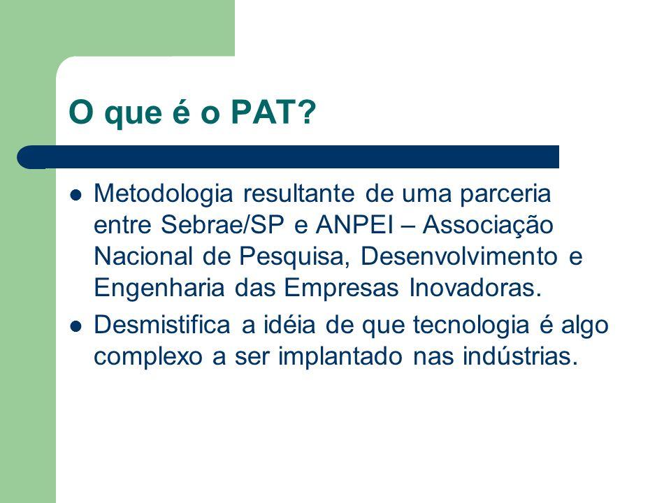O que é o PAT