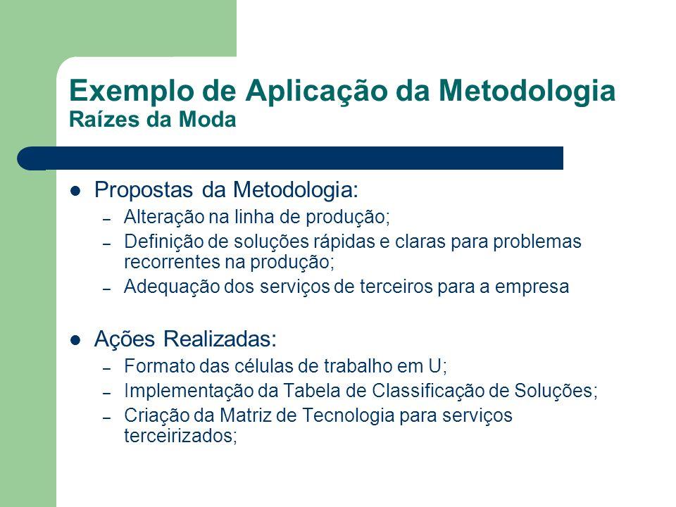 Exemplo de Aplicação da Metodologia Raízes da Moda