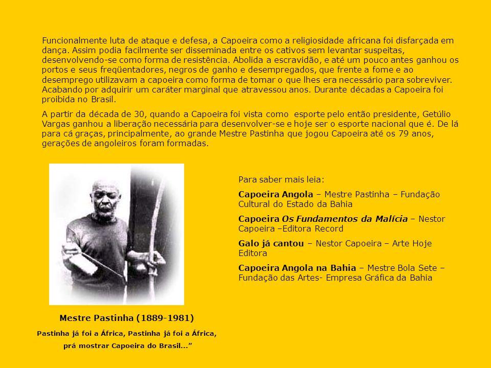 Capoeira Os Fundamentos da Malícia – Nestor Capoeira –Editora Record