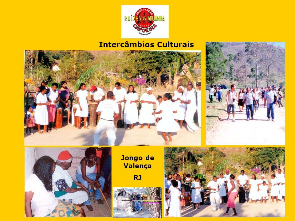 Intercâmbios Culturais
