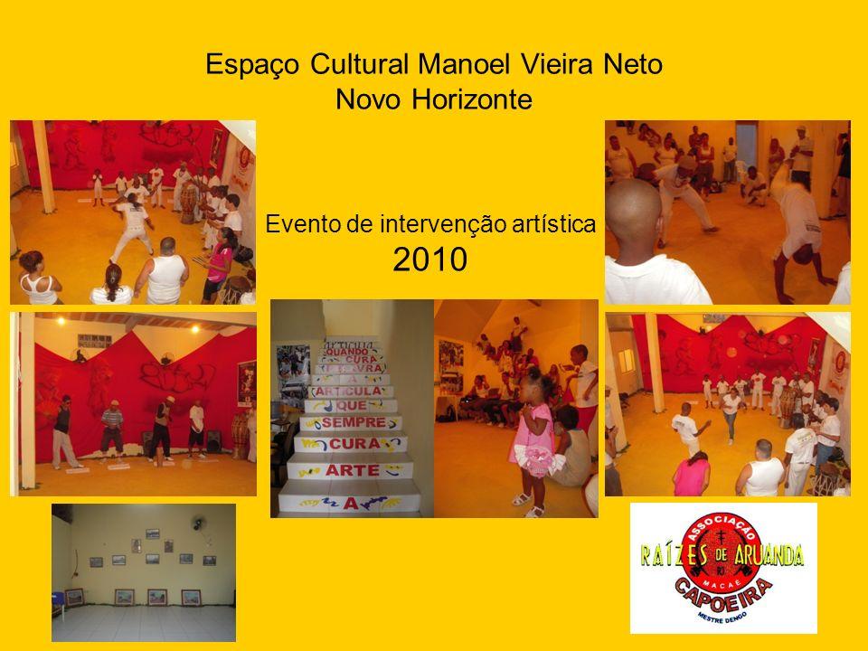 Espaço Cultural Manoel Vieira Neto Novo Horizonte