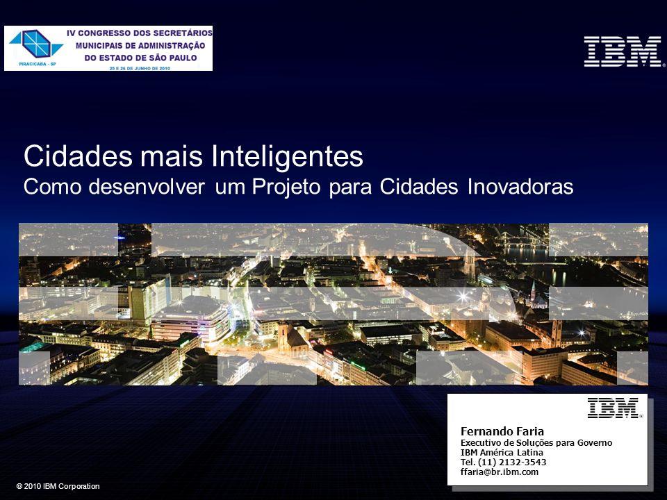 Cidades mais Inteligentes