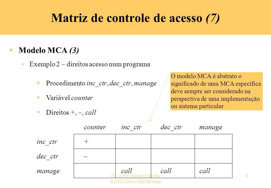 Matriz de controle de acesso (7)