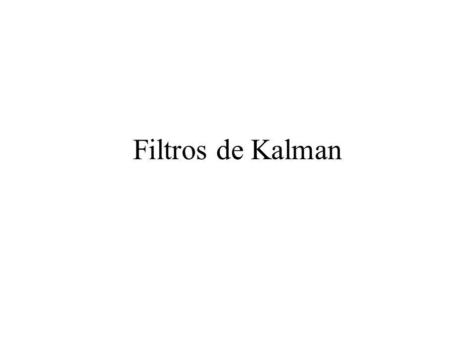 Filtros de Kalman