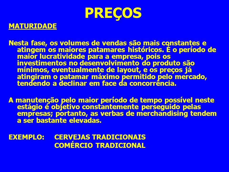 PREÇOS MATURIDADE.