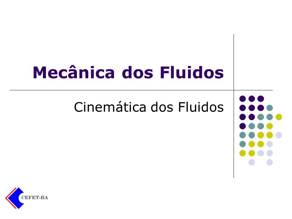 Cinemática dos Fluidos