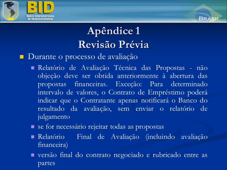 Apêndice 1 Revisão Prévia