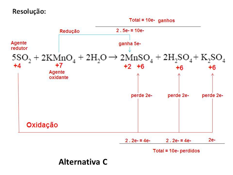 Alternativa C