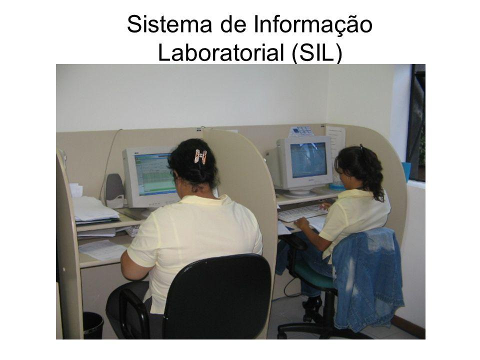 Sistema de Informação Laboratorial (SIL)
