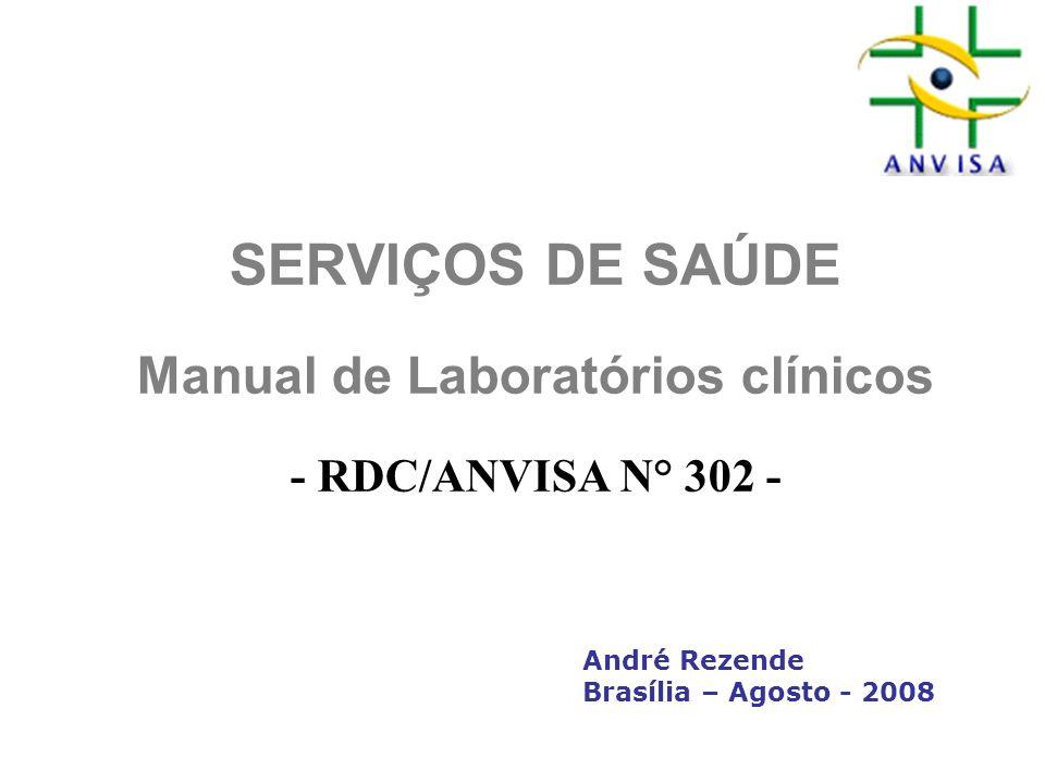 Manual de Laboratórios clínicos
