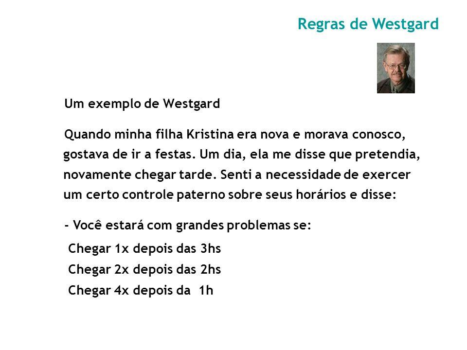 Regras de Westgard Um exemplo de Westgard