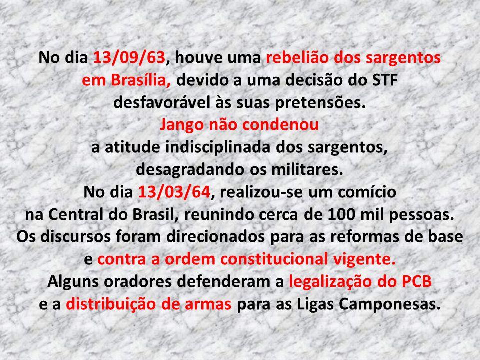 19/03 Marcha da Família com Deus pela Liberdade, pela queda do Jango