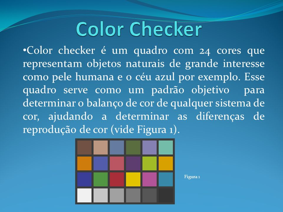 Color Checker